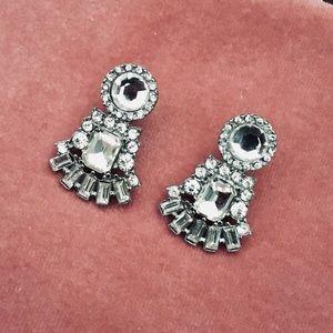 Stone earrings NWOT